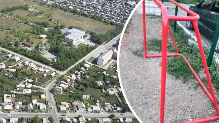 Следователи Башкирии возбудили уголовное дело после того, на ребенка упали ворота