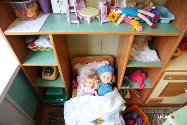 В ясли принимают малышей от полутора лет