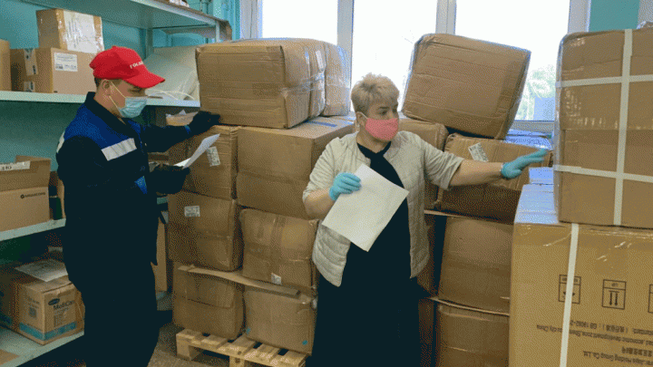 Хроника коронавируса в Башкирии: благотворители предоставили республике СИЗы на 40 миллионов рублей