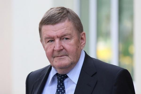 68-летний Валерий Родин возглавлял «МРСК Урала» с 2008-го по 2014-й