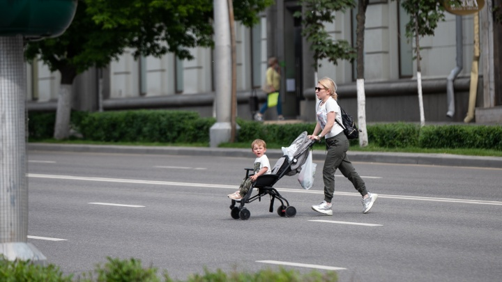 Власти Ростова рассказали, когда на Соборном появится новый пешеходный переход