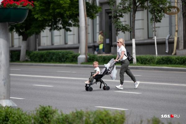 Пешеходный переход появится ко Дню города