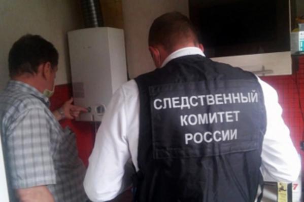 Следователи уже посетили квартиру с газовщиками