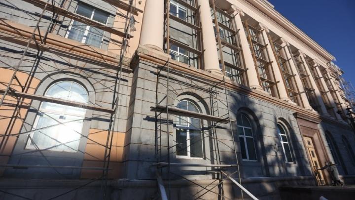 Ремонт главной библиотеки Челябинска перерос в уголовное дело об уничтожении объекта культурного наследия