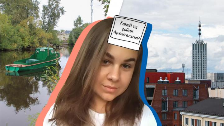 «Привоза» или Маймакса? В Instagram появилась маска с районами Архангельска