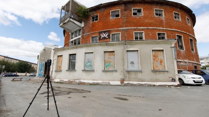 От голых акционистов до 3D-модели: как в Тюмени спасают уникальный памятник конструктивизма