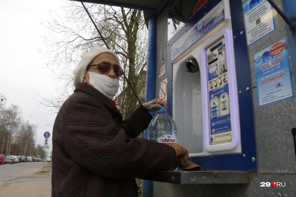 Ограничения, связанные с коронавирусом, в Поморье будут действовать ещё 10 дней