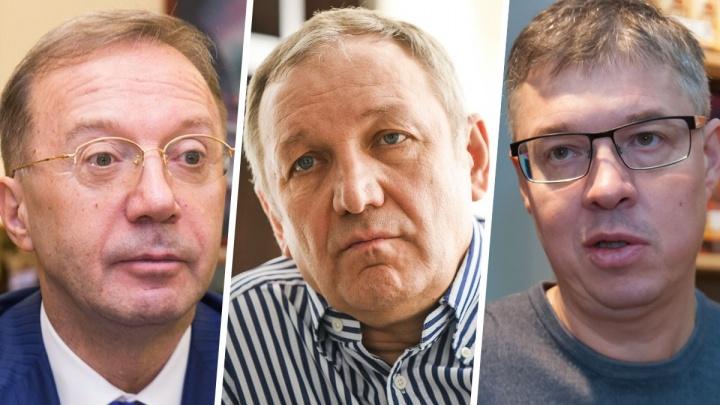 «Кто ноет — профессиональные попрошайки»: бизнесмены Екатеринбурга — о том, как их должен спасать мэр