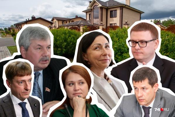 За основу мы взяли декларации о доходах за 2019 год, опубликованные на официальных сайтах губернатора и правительства области, администрации Челябинска и Законодательного собрания региона