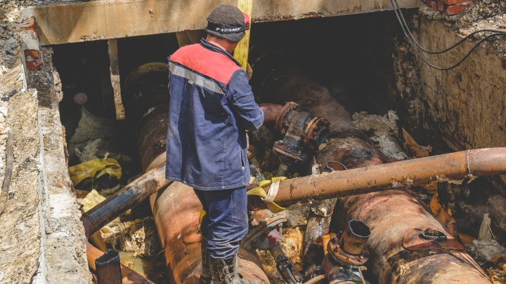 В Перми и Кондратово на две недели отключат горячую воду для опрессовки