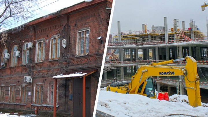 Распоряжение подписал еще губернатор Решетников: в Перми для строительства МФЦ «Эспланада» снесли старинный особняк
