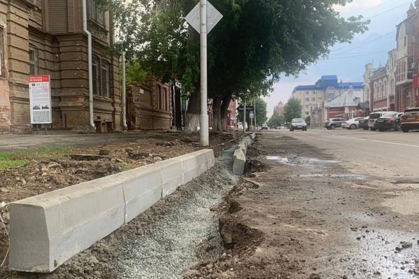 Вадим Шумков посетовал на то, что в Кургане срываются аукционы по ремонту дорог