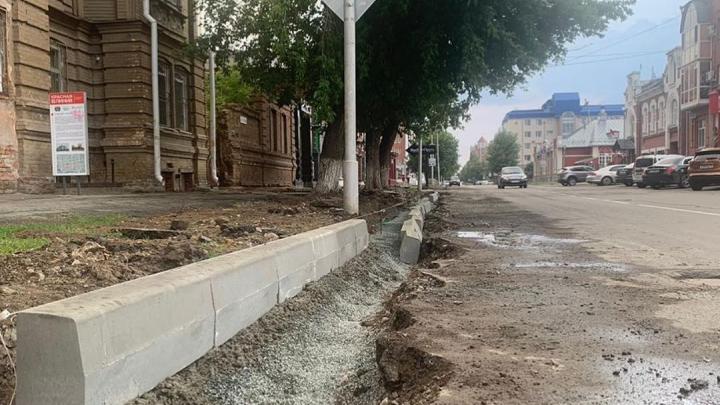 В Кургане готовятся к ремонту ещё нескольких дорог и исторических памятников