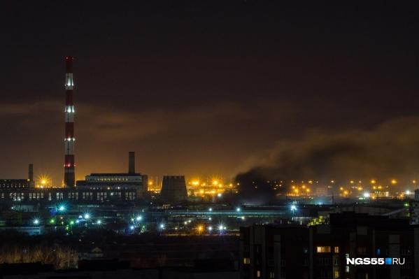 По мнению специалистов Минприроды, ночной смог не был связан с выбросами