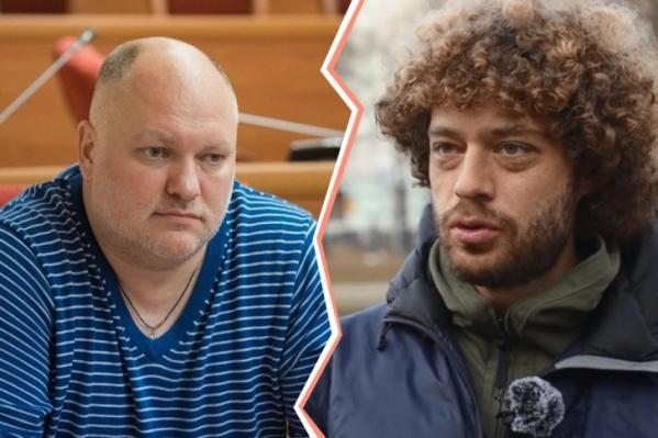 Депутат Дмитрий Петровский спровоцировал в интернете конфликт с блогером Ильёй Варламовым