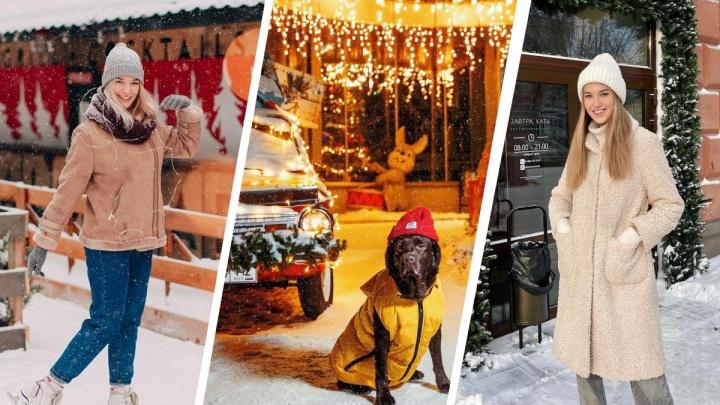 10 крутых мест для новогодних фото: красный ретрокар, ледяные крылья ангела и другие красивые локации Кемерово