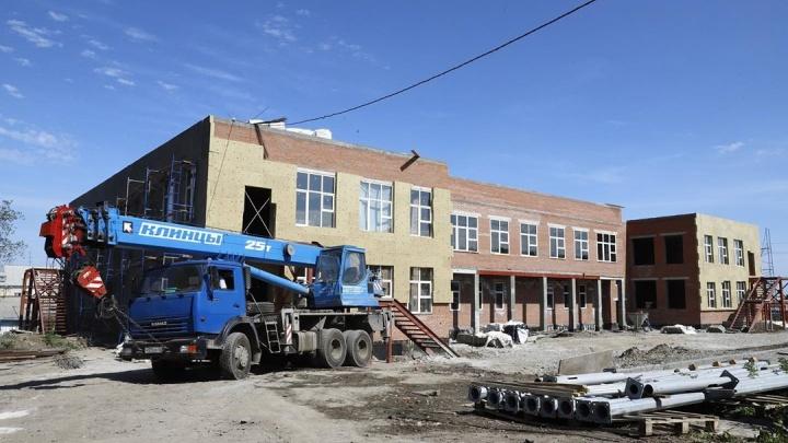 В Кемерово осенью откроется новый детский сад. Власти обещали не переносить снова сроки сдачи