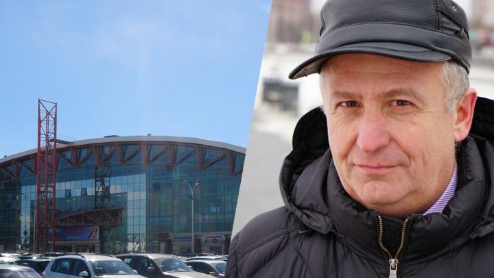 «Главный на районе»: Мишарин о школе Симановского, воскрешении «дома-призрака» и строительстве дорог