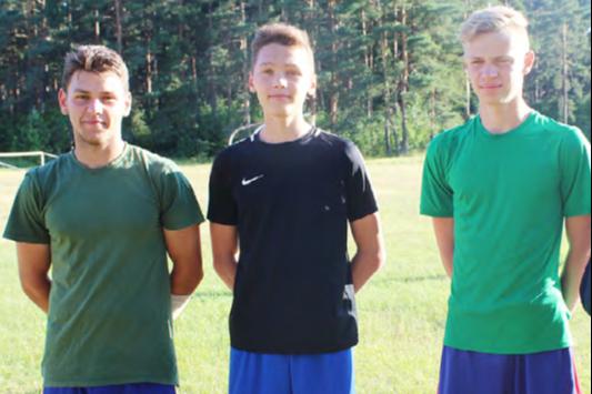 Молодые парни в Борисоглебском районе спасли тонущую девочку