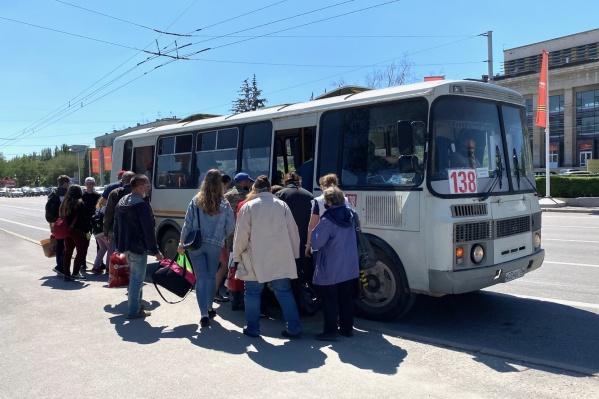 В Волгоградской области возвращают общественный транспорт