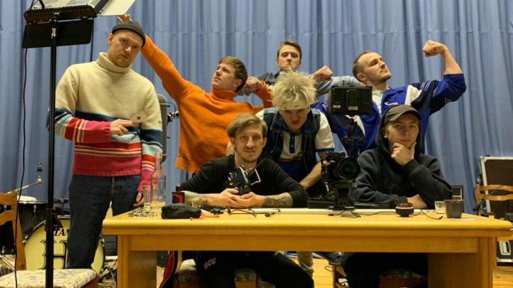 Бандиты из лихих 90-х: в Екатеринбурге снимают сериал про криминальный Уралмаш