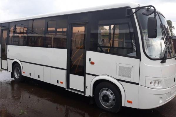 Для перевозки людей между городами «Ярославское АТП» покупает новые ПАЗИКи