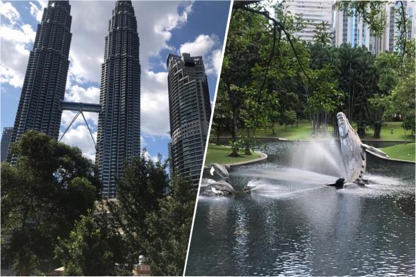 В Куала-Лумпуре сейчас несколько новосибирцев
