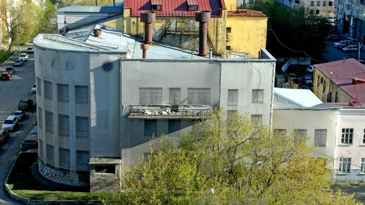 РПЦ реконструирует здание Свердловского рок-клуба и откроет в нем свой центр