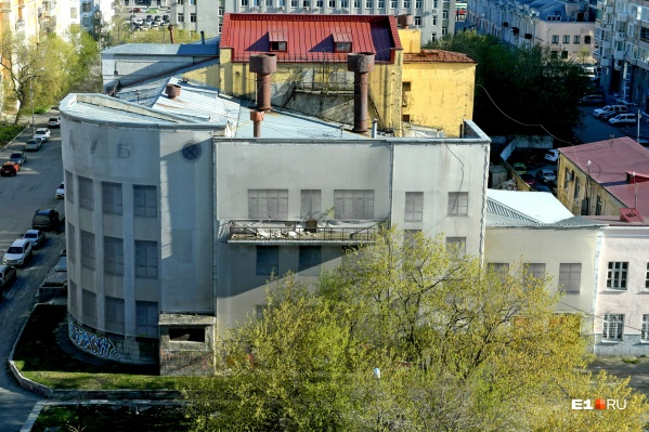 Здание Свердловского рок-клуба раньше принадлежало церкви, четыре года назад его вернули РПЦ
