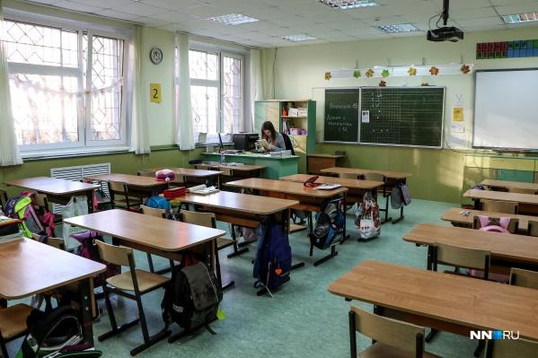 Одна школа полностью закрыта из-за ковида