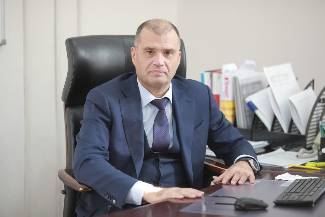 Новый гендиректор «Тяжстанкогидропресса» Александр Журавлёв, по собственному заверению, пришел на завод спасать производство