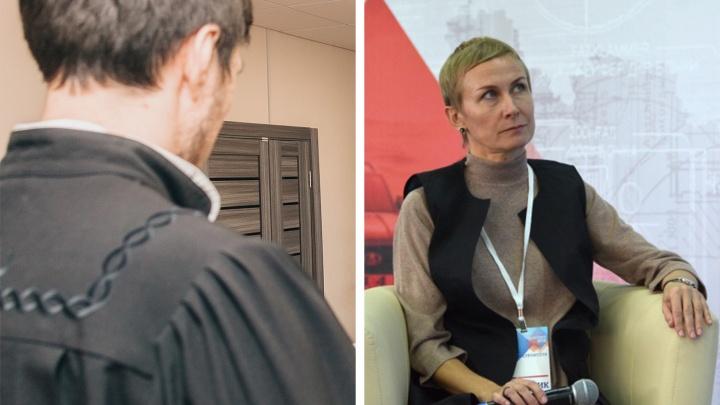 «За всё платила я и муж!»: в Самаре допросили директора ЦПО, которую обвиняют в мошенничестве