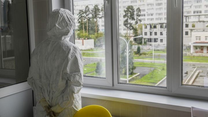 В Новосибирской области от коронавируса умерли два человека