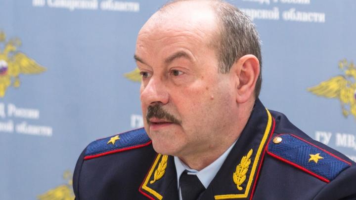 В Самаре высокопоставленного полицейского уволили из-за коррупционного скандала