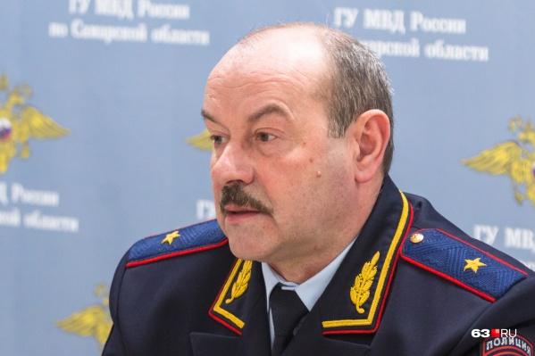 Александр Винников принял кадровое решение