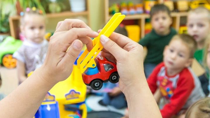 Стало известно, когда в Самарской области детские сады вернутся к обычной работе