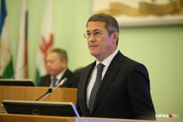 Хабиров обещал решить проблемы дольщиков в ближайшие годы