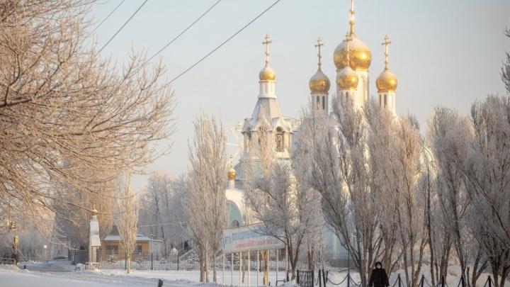 В Самарской области побит температурный рекорд 20-летней давности