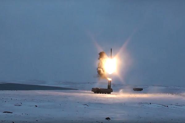 Запуск прошел на архипелаге Земля Франца-Иосифа