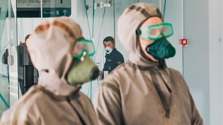 В Свердловской области от коронавируса умерло уже 107 человек