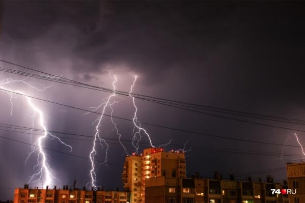 Если верить синоптикам, 1 июня погода начнёт портиться