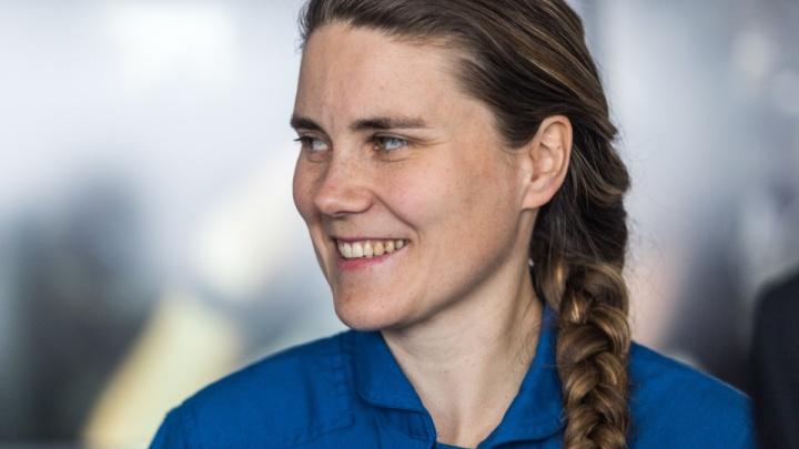Единственная в РФ женщина-космонавт Анна Кикина из Новосибирска полетит на МКС через два года