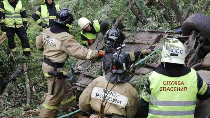 В Архангельске погибли две пассажирки Peugeot, попавшего в ДТП