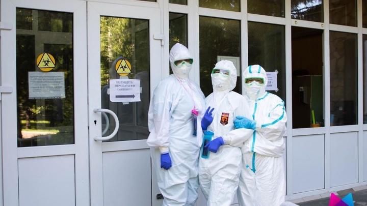 В Уфе закрывается COVID-госпиталь при Клинике БГМУ