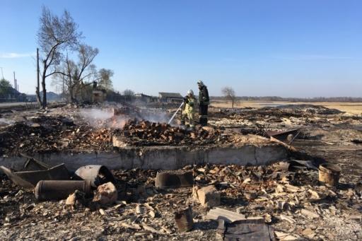 В Кургане действует особый противопожарный режим