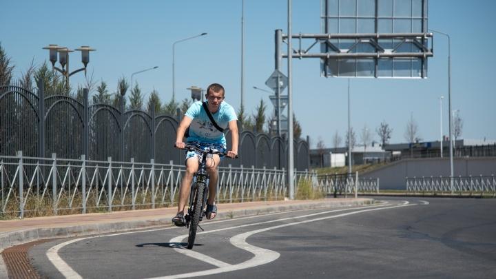 Трассу Ростов — Азов перекроют из-за соревнований по велоспорту