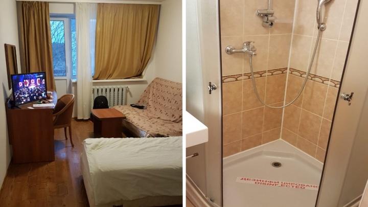Вахтовик из Екатеринбурга попал в обсерватор в Москве, а потом еще 14 дней отсидит на изоляции дома