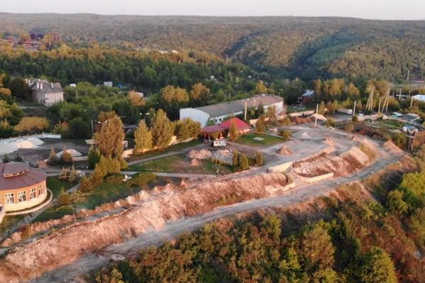 Стоимость благоустройства территории оценили в127 325 684 рубля