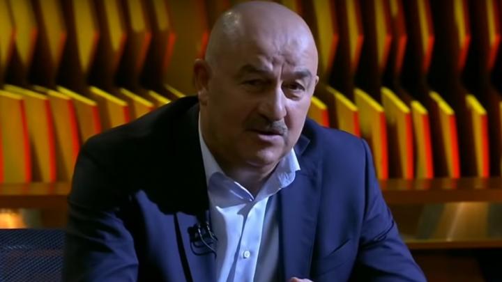 Станислав Черчесов: «Хотим сыграть в Лиге наций в Волгограде и Екатеринбурге»