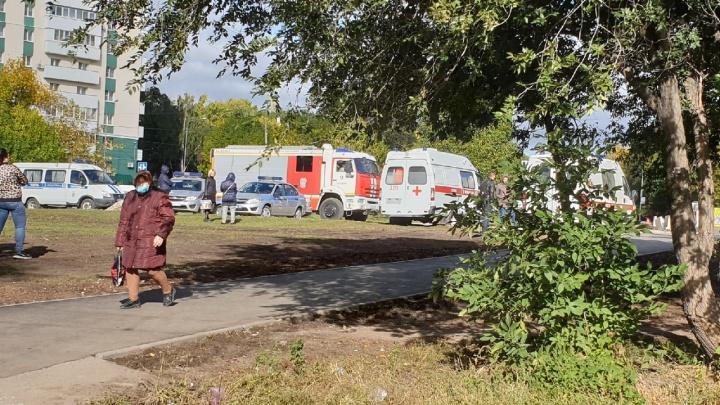 В Самаре эвакуировали людей из здания Советского райсуда